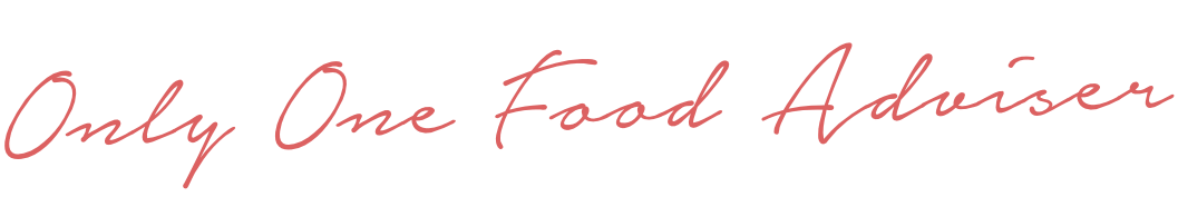 Only One Food Adviser